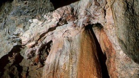 Les grottes font leur spectacle