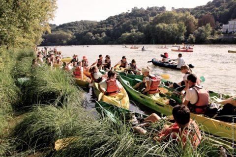 La Maxi Kayak débarque à Annecy