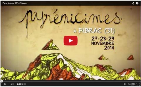 Teaser Festival Pyrénicimes