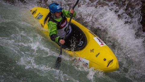 Kayak extrême : Nouria Newman championne du monde
