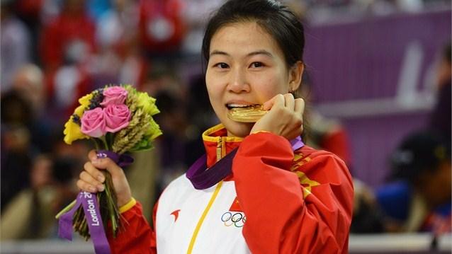 Yi Siling décroche la première médaille d'or des Jeux