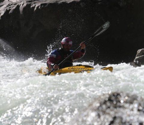 Kayak extrême : l'Adidas Sickline débute vendredi